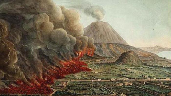 Помпейска история на смъртта на града