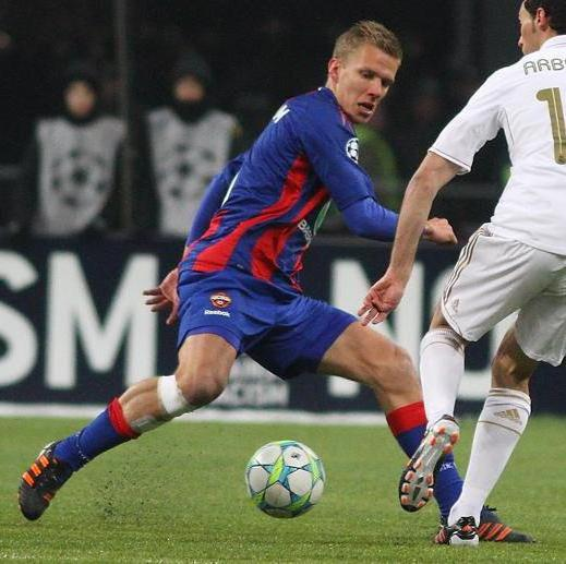 Pontus Vernblum CSKA