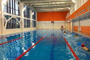 piscine a Novosibirsk