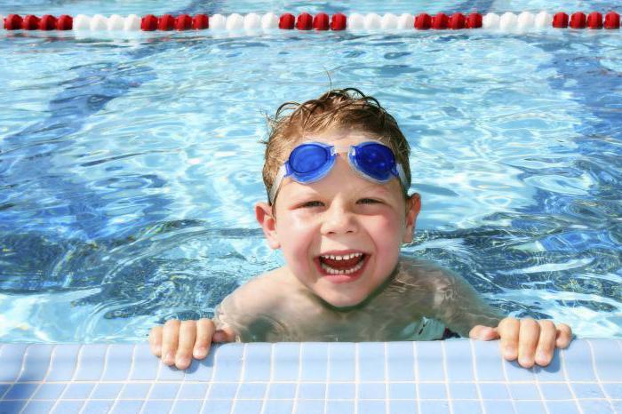 piscina per bambini novosibirsk