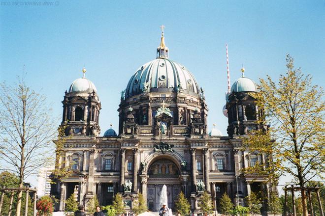 luoghi interessanti di Berlino