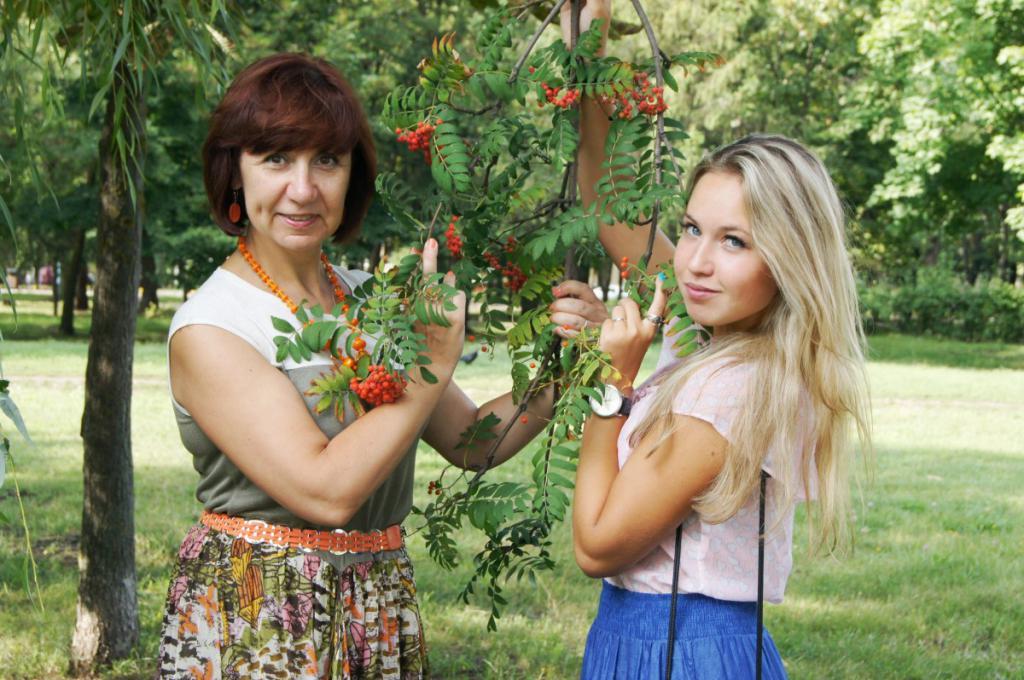 Donne nella regione di Belgorod