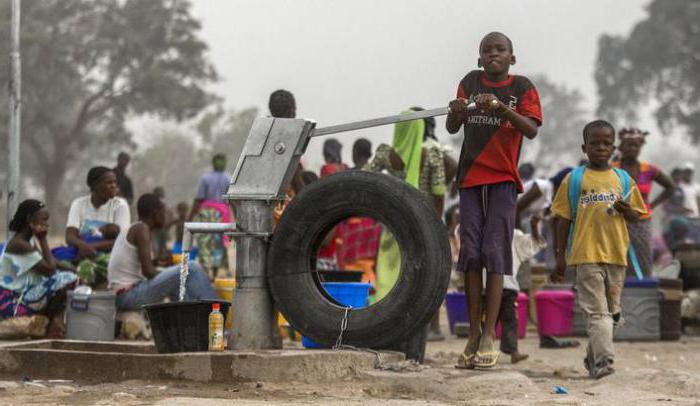 Gostota prebivalstva Nigerije