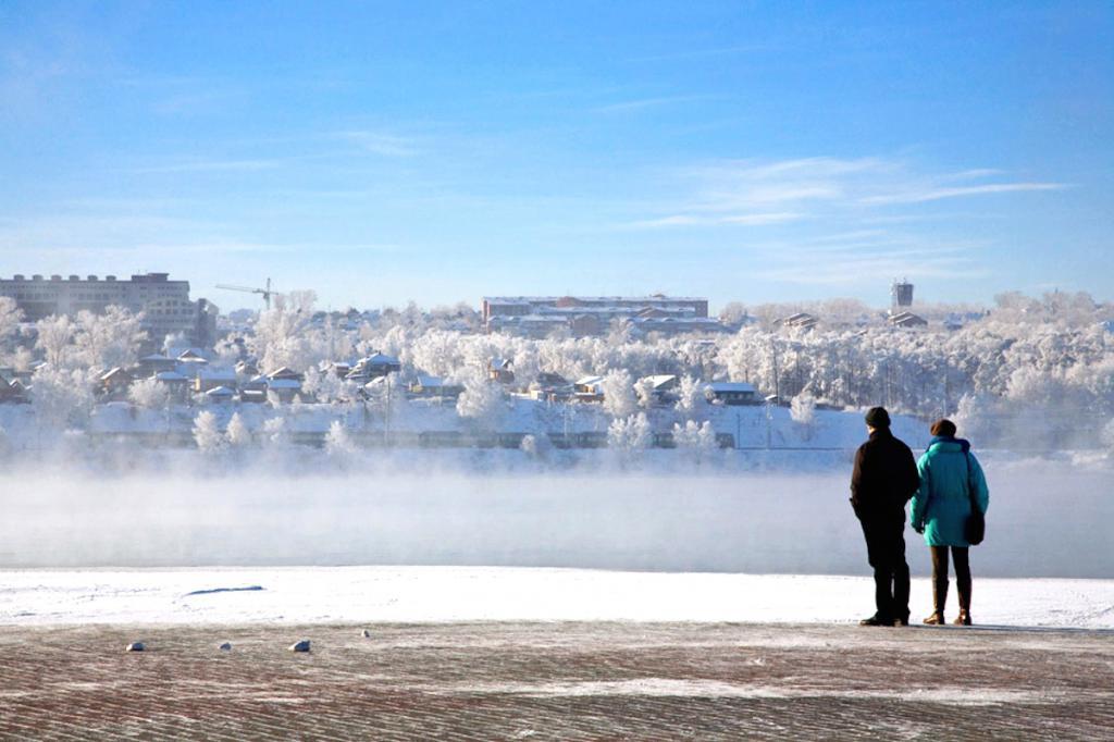 Природа регије Иркутск