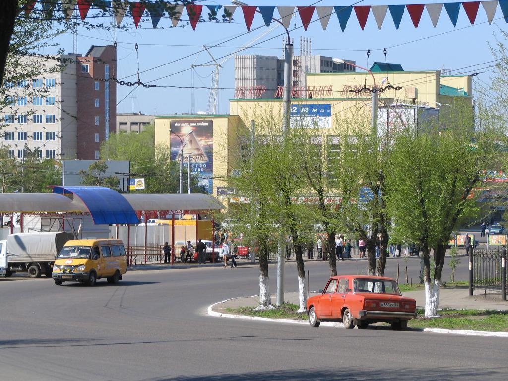 Vie di Orenburg