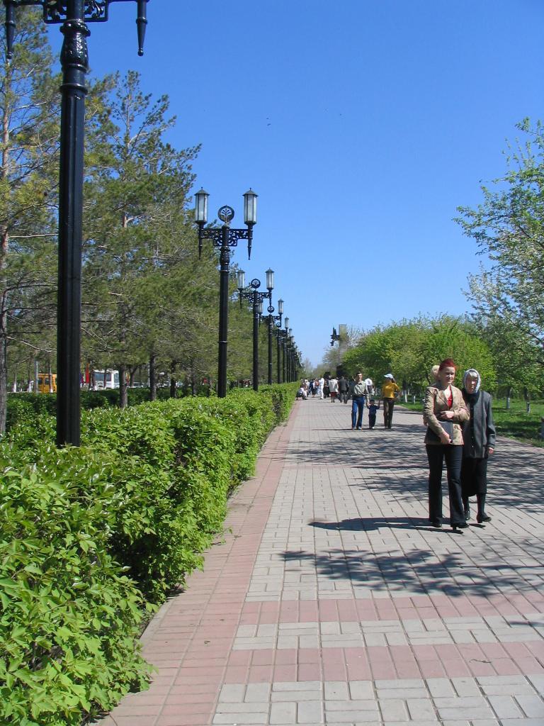 Residenti di Orenburg