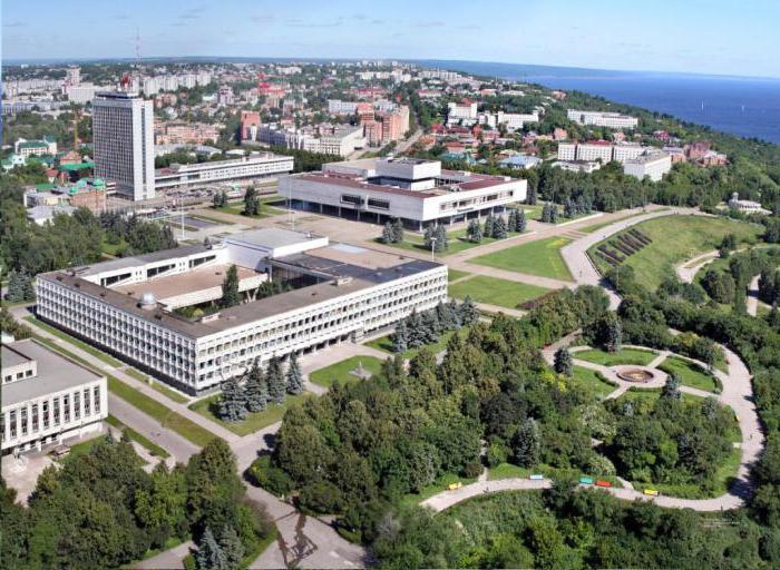 centrum zaměstnání obyvatel Ulyanovsk
