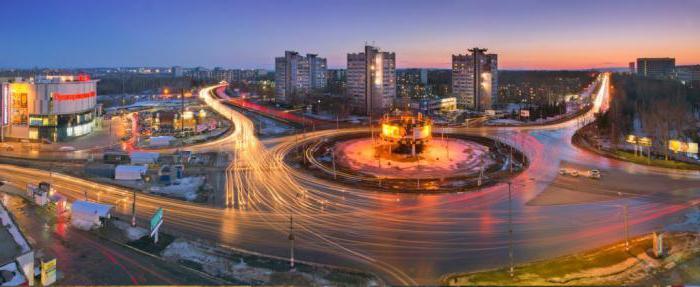 náměstí Ulyanovsk