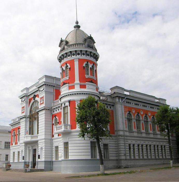 hustota obyvatelstva Ulyanovsk