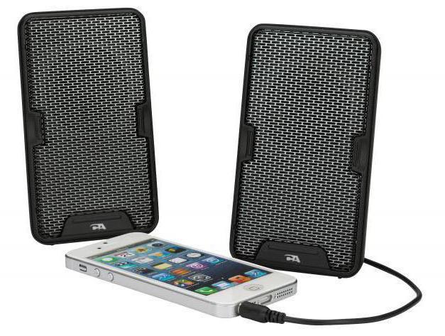 acustica portatile