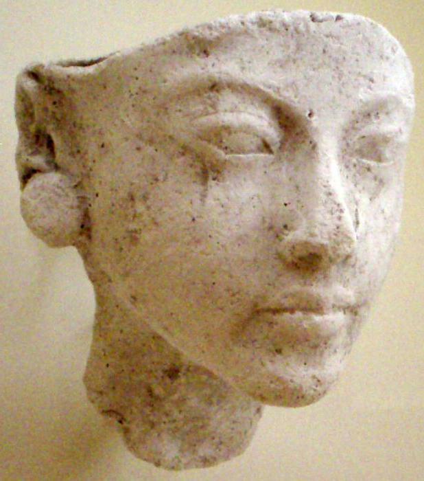 genere ritratto in scultura
