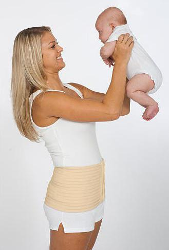 recensioni di fasciatura dopo il parto di medici