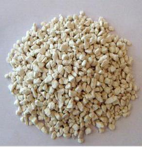 applicazione di solfato di potassio