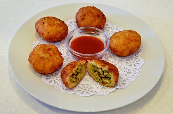 pecivo od krumpira s kobasicama