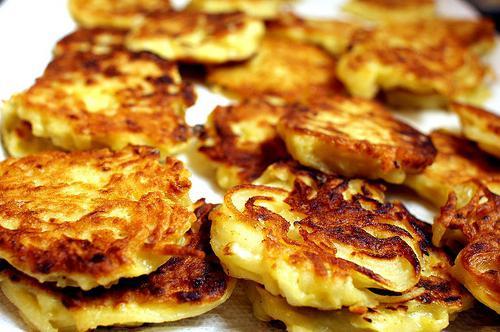 палачинки за картофи