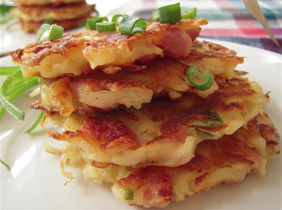рецепта за картофени палачинки