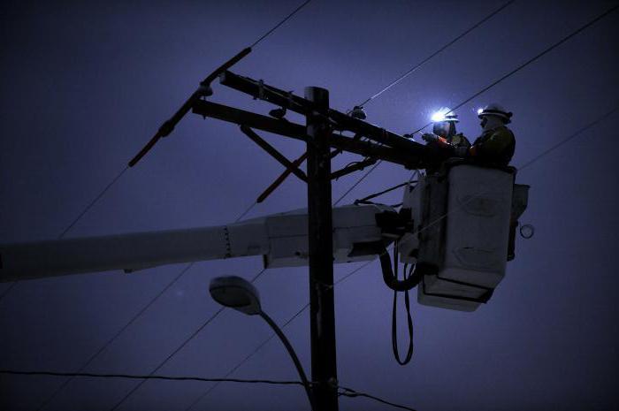 илегални прекид струје