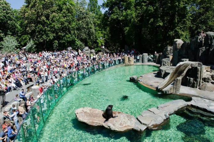 Зоопарк в Прага адрес