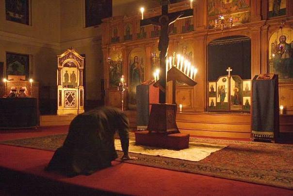 молитва покајања за Исуса Христа