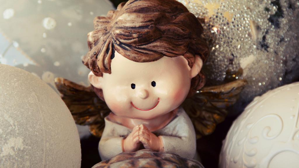 molitev na božično noč, ko je nebo odprto