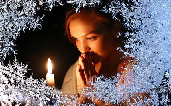 molitev na božično noč za zdravje