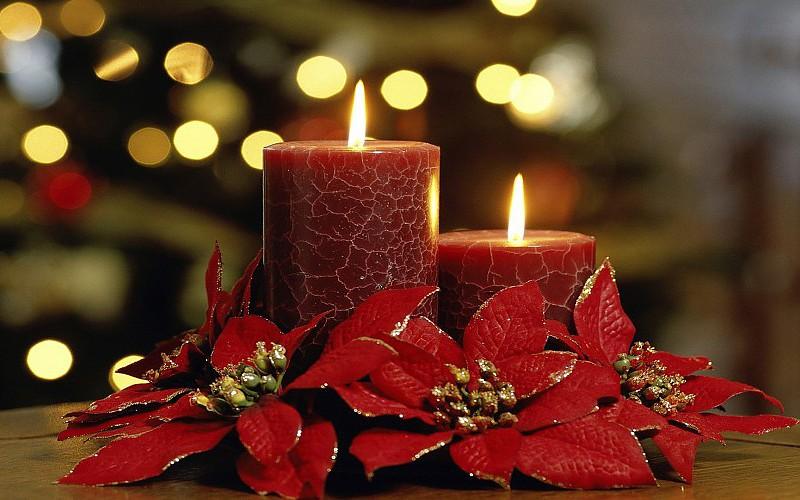 kakšne molitve beremo na božično noč doma