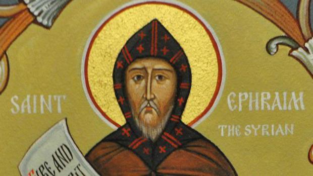 Efraim Sirin molitev