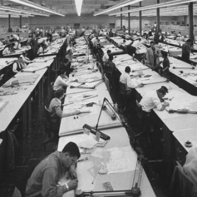 società industriale e postindustriale