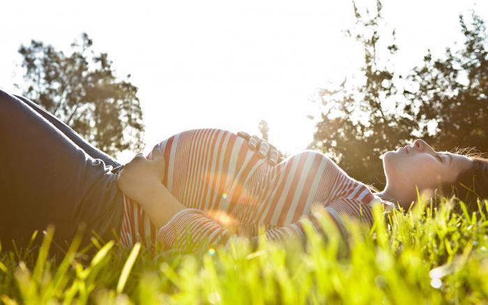 la gravidanza e le mestruazioni sono possibili