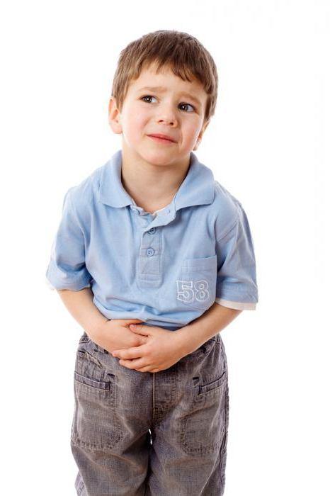 prevenzione dei vermi in un bambino