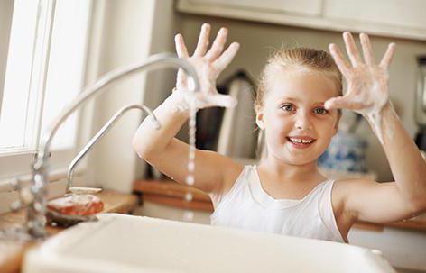 medicina per la prevenzione dei vermi nei bambini