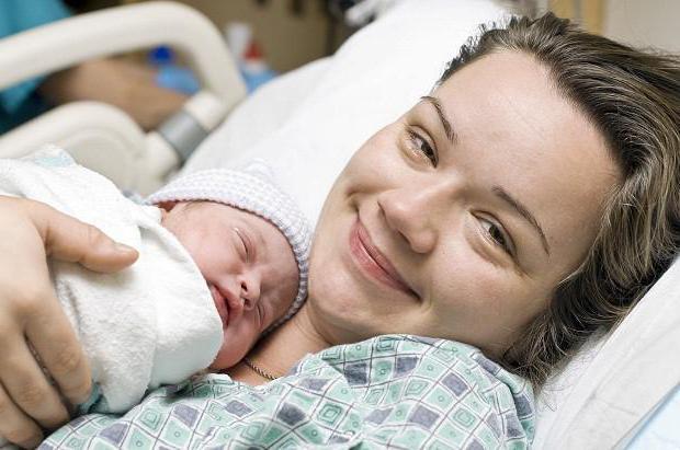 patrocinio del neonato