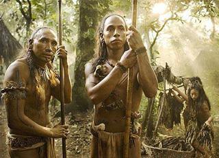 moć u primitivnom društvu