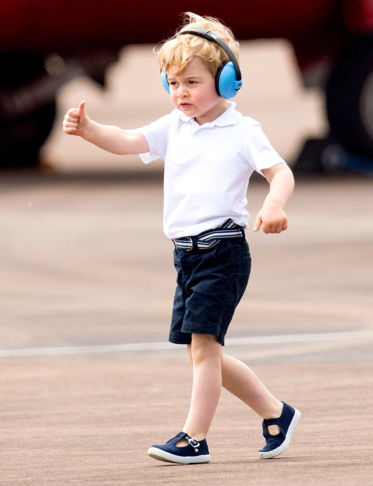 Принц Джордж от Кеймбридж