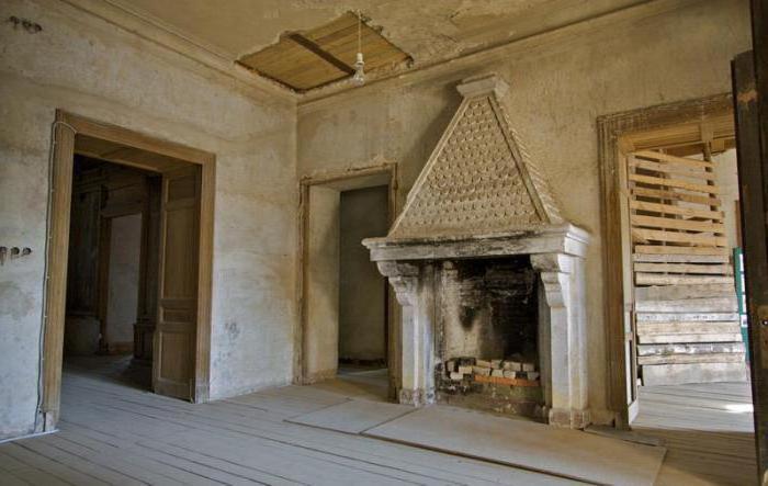Palazzo della principessa Oldenburg a Rammon