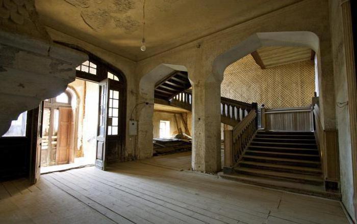 visita guidata del castello del castello della vecchia principessa