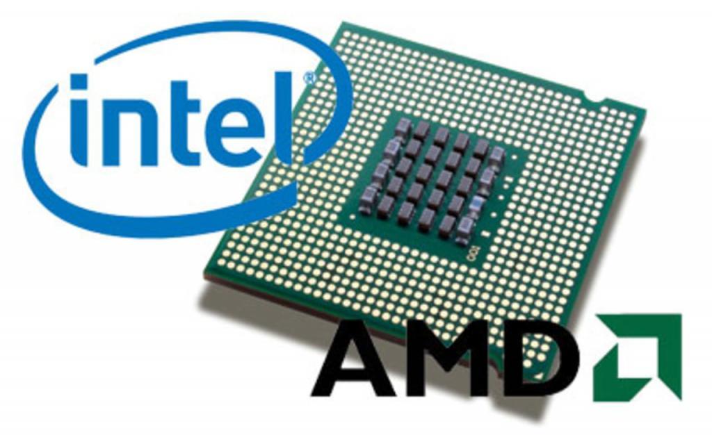 Mobilni procesorji.  Tabela uspešnosti