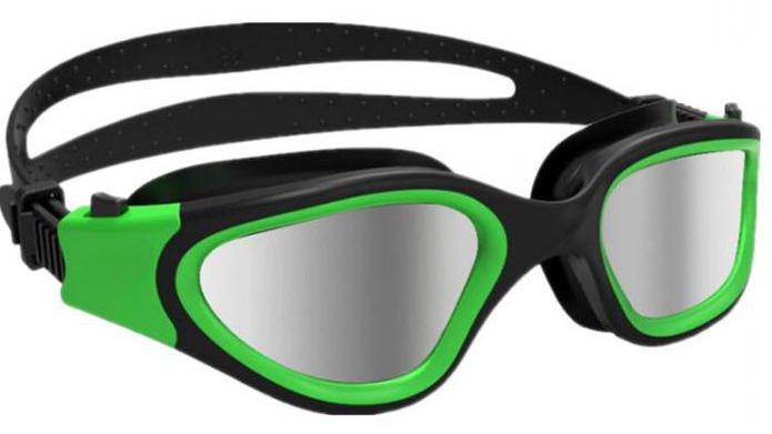 occhiali da nuoto professionali con diottrie