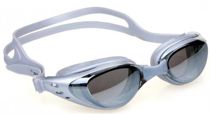 occhiali da nuoto professionali per bambini