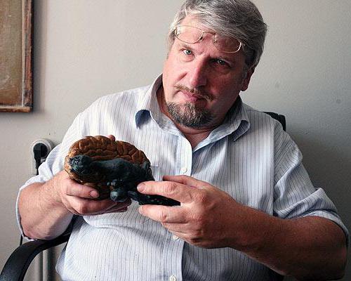 Il professor Sergey Saveliev