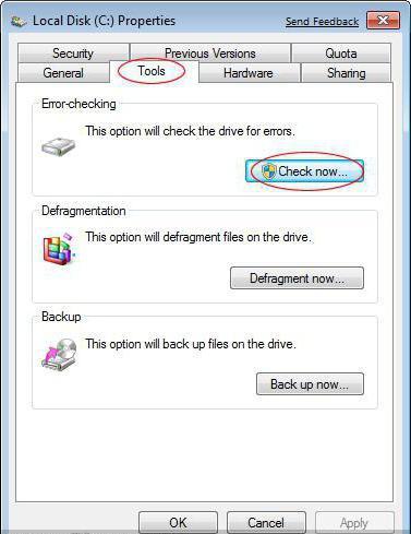 програме за третман сломљеног хард диска
