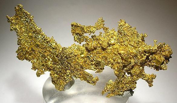Złoty metal