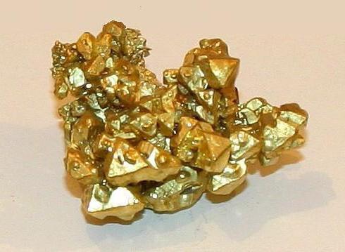 Златни метални свойства