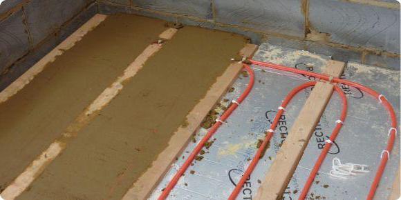recensioni di pro e contro del pavimento a massetto asciutto
