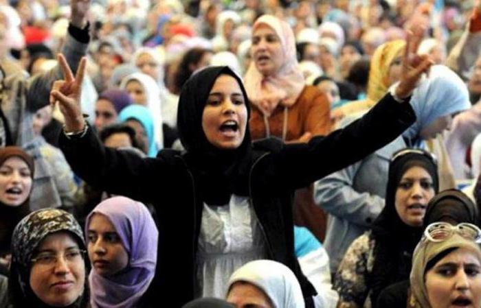 perché è la poligamia dell'Islam