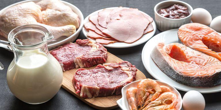 Месо и морски дарове