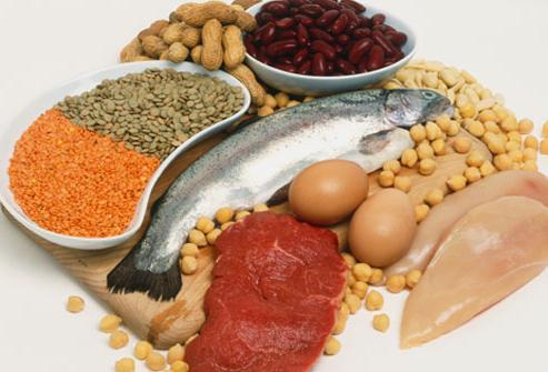 najbolj beljakovinske hrane