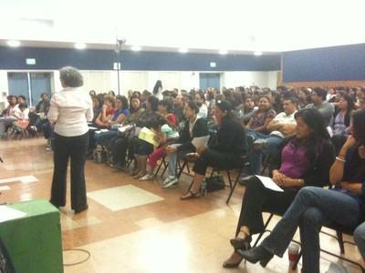 sastanak roditelja u školi