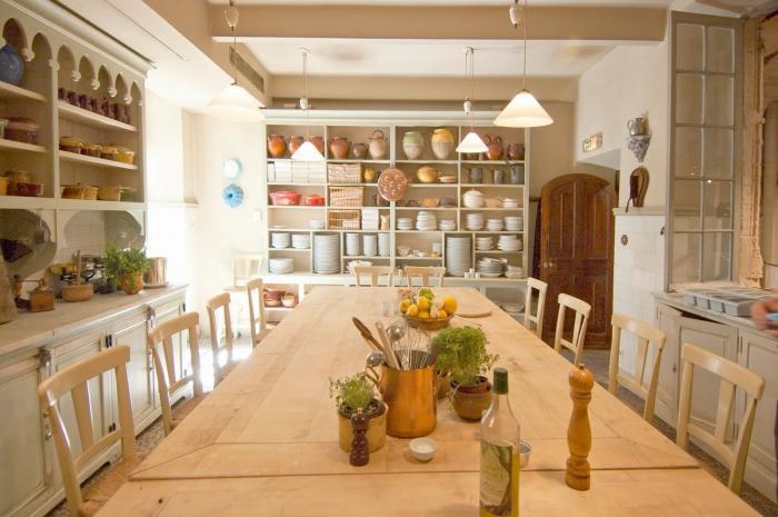 Kuchyně ve stylu Provence