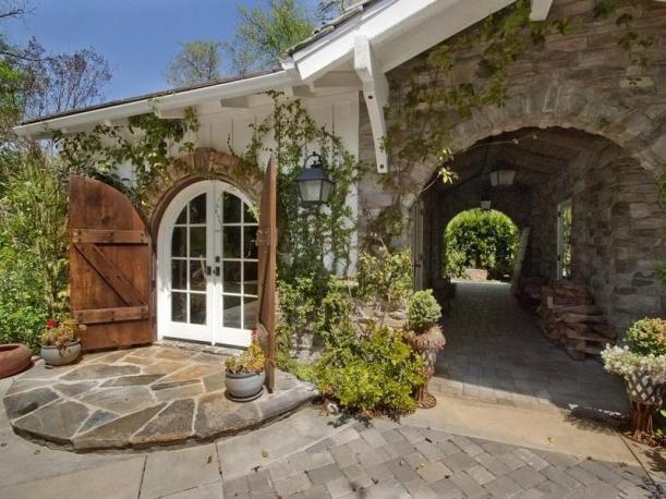 Provence stylový dům